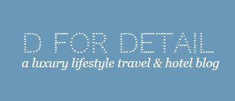 [Translate to Englisch:] D for Detail A Luxury Lifestyle Travel & Hotel Blog