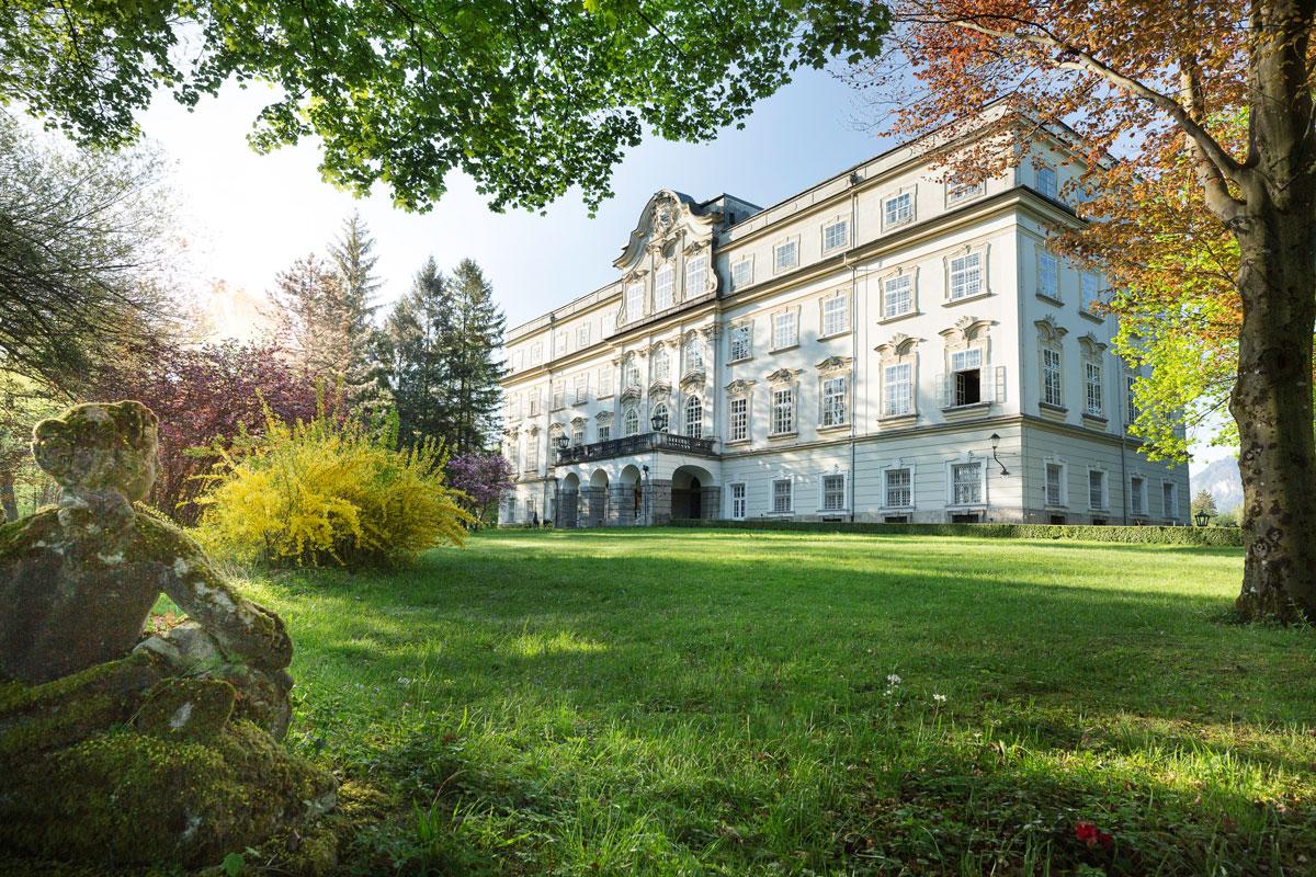Hotel and event location Schloss Leopoldskron in Salzburg